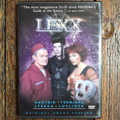 LEXX S2 Vol.1 - DVD