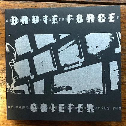 GRIEFER : Brute Force CD