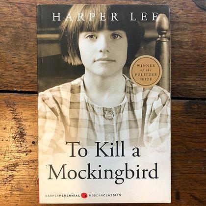 Lee, Harper - To Kill a Mockingbird softcover