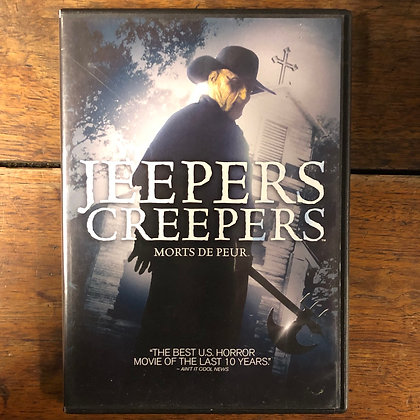 Jeepers Creepers - DVD