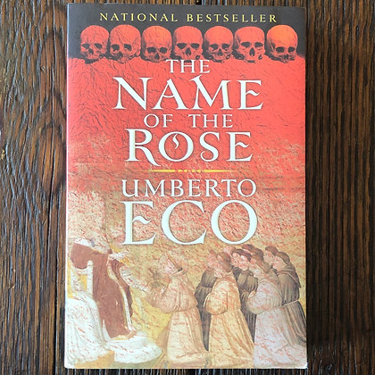 Eco, Umberto : The Name of the Rose - Softcover