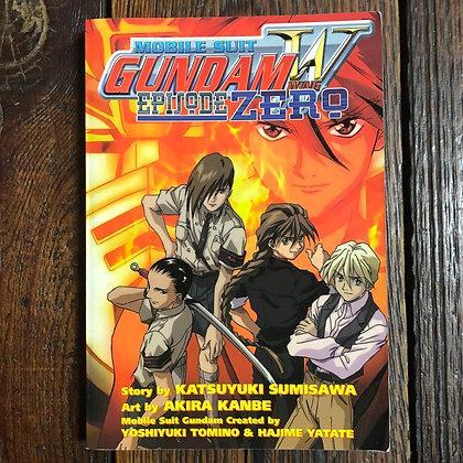 Gundam : Episode Zero softcover manga - Katsuyuki Sumisawa