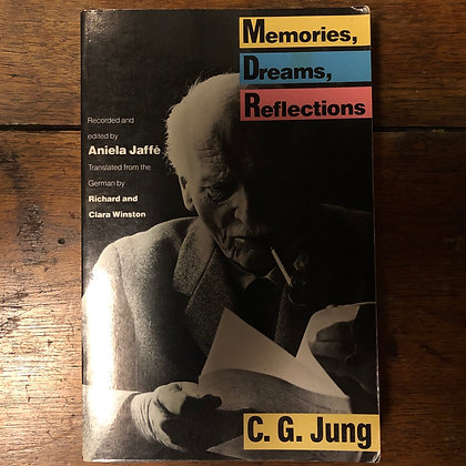 Jung, Carl - Memories, Dreams, Reflections softcover