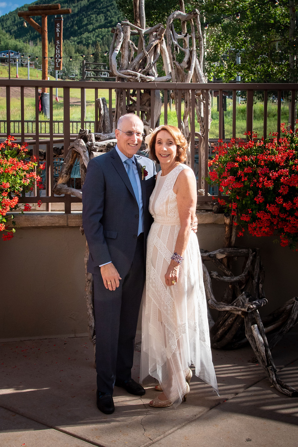 Together is a beautiful place to be! Like No Place on Earth, Vail, Colorado. Vail Destination Wedding.