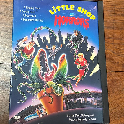 Little Shop of Horrors DVD