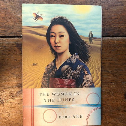 Abe, Kobo - The Woman in the Dunes softcover