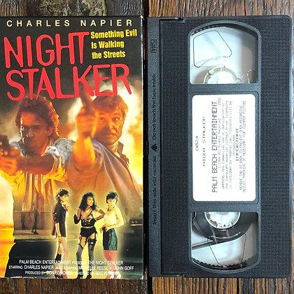 Night Stalker - VHS