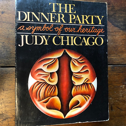 Chicago, Judy - The Dinner Party softcover