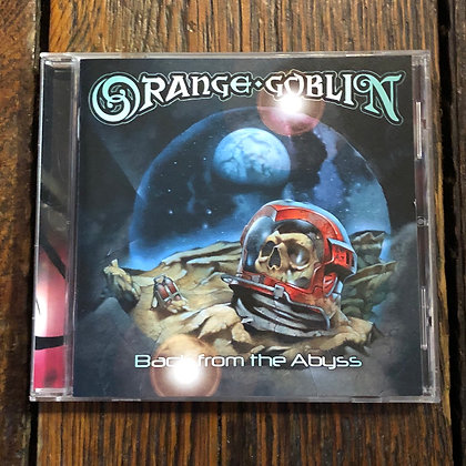 ORANGE GOBLIN : Back From the Abyss - CD