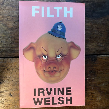 Welsh, Irvine - FILTH softcover