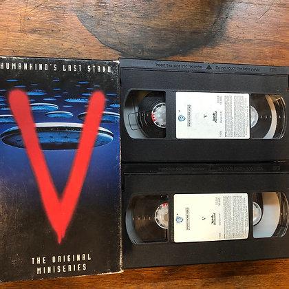 V miniseries VHS