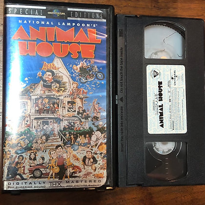 Animal House VHS