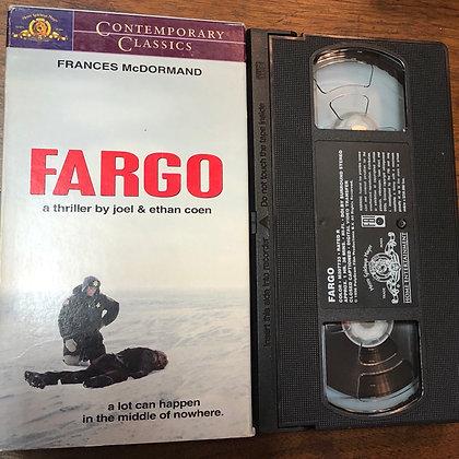 Fargo VHS