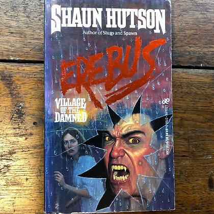 Hutson, Shaun - Erebus softcover