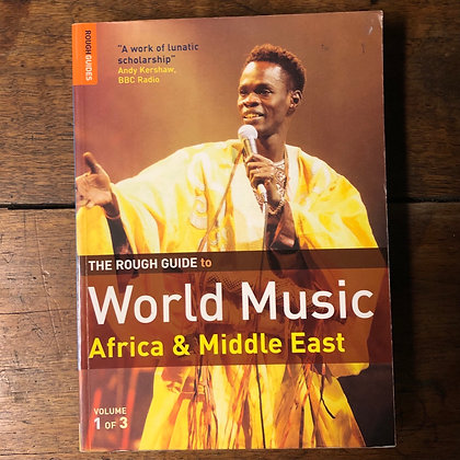 World Music Africa & Middle East : Softcover