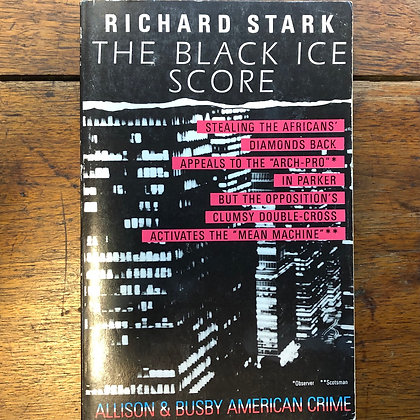 Stark, Richard - The Black Ice Score softcover