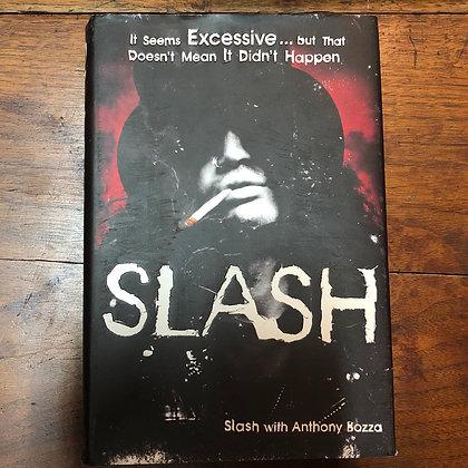 SLASH biography hardcover