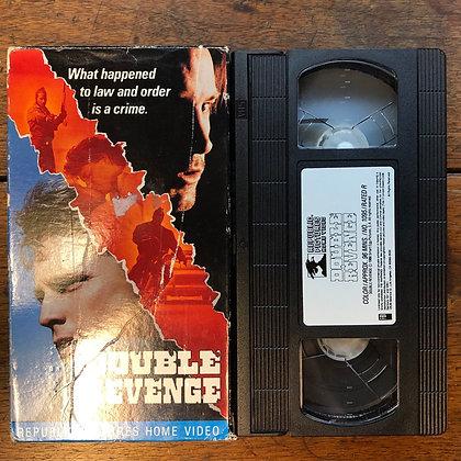 Double Revenge VHS