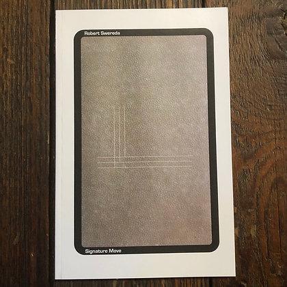 Swereda, Robert : Signature Move - Softcover