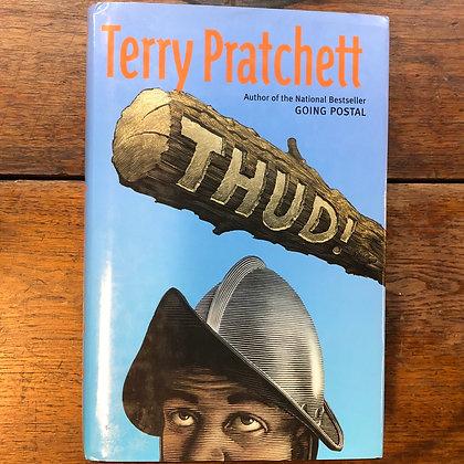Pratchett, Terry - Thud! hardcover