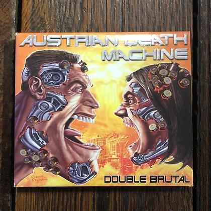 AUSTRIAN DEATH MACHINE : Double Brutal - CD