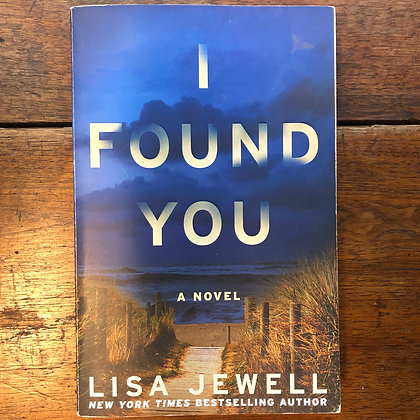 Jewell, Lisa - I Found You softcover