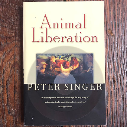 Singer, Peter : Animal Liberation - Softcover