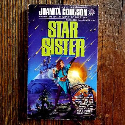 Coulson, Juanita : Star Sister - Paperback