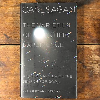 Sagan, Carl : The Varieties of Scientific Experience - Hardcover