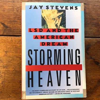 Stevens, Jay - Storming Heaven softcover