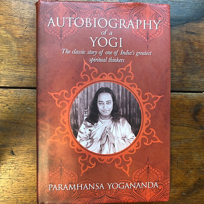 Yogananda, Paramhansa - Autobiography of a Yogi hardcover