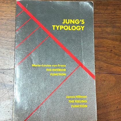 Von Franz - Jung's Typology paperback
