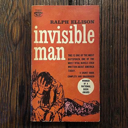Ellison, Ralph : Invisible Man - Paperback