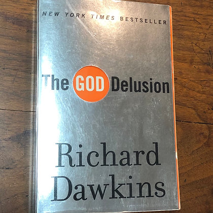 Dawkins, Richard - The God Delusion softcover