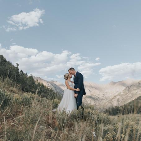 Chelsea + Casey | September 5, 2020 | Piney River Ranch | Vail, Colorado | Wedding