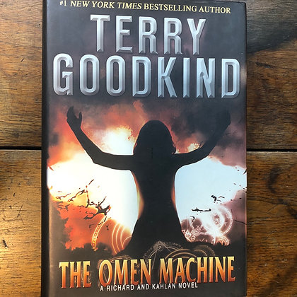 Goodkind, Terry - The Omen Machine hardcover