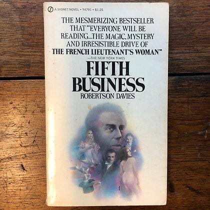 Davies, Robert - Fifth Business paperback