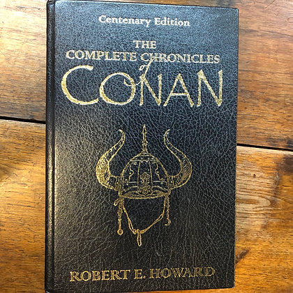 Howard, Robert E. - The Complete Chronicles of Conan hardcover