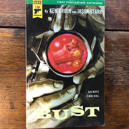 Bruen•Starr - Bust softcover