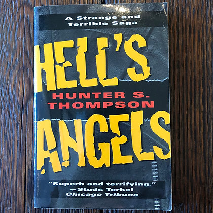 Thompson, Hunter S : Hell's Angels - Softcover