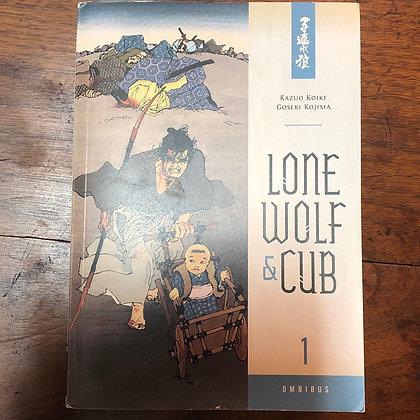 Lone Wolf & Cub Omnibus Vol. 1 graphic novel