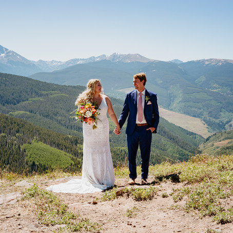 Cody + Henry | September 13, 2019 | Donovan Pavilion | Vail, Colorado | Wedding