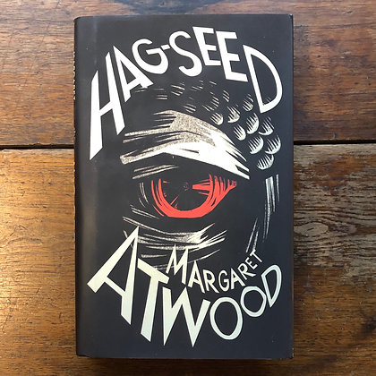 Atwood, Margaret : HAG-SEED, Hardcover