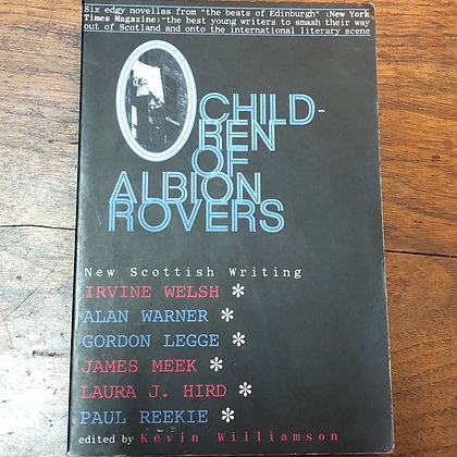 Williamson, Kevin - Children of Albion Rovers softcover