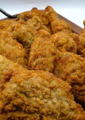 Chef Tab's Fried Chicken