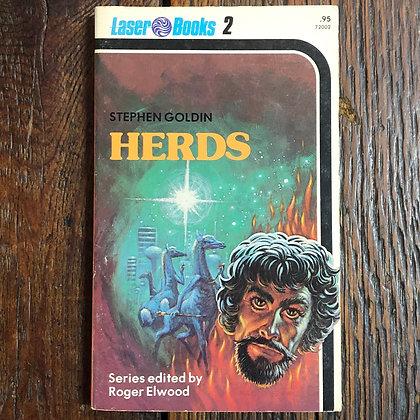 Goldin, Stephen : Herds - Laser Books 2 Paperback