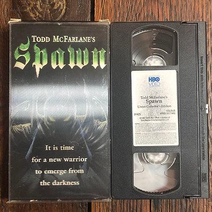 SPAWN - Animation VHS