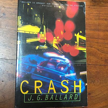Ballard, J.G. - Crash softcover
