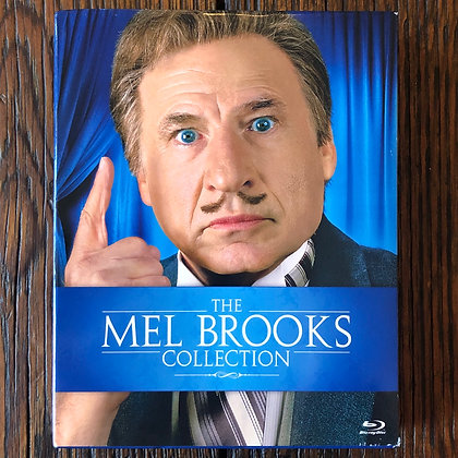 The Mel Brooks Collection : 9 Movies - Blu-ray