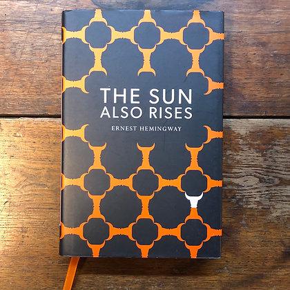Hemingway, Ernest : THE SUN ALSO RISES, Hardcover
